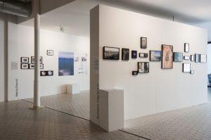 Giovane Fotografia Italiana #06 – ACTIVISM. Installation view by Renza Grossi, 2017