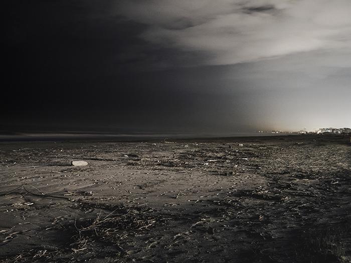 """Carlo Lombardi """"Dead Sea"""" 2016-2018"""