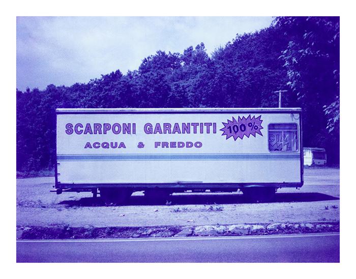 """Filippo Bardazzi """"Se ne sono andati tutti"""" 2012"""