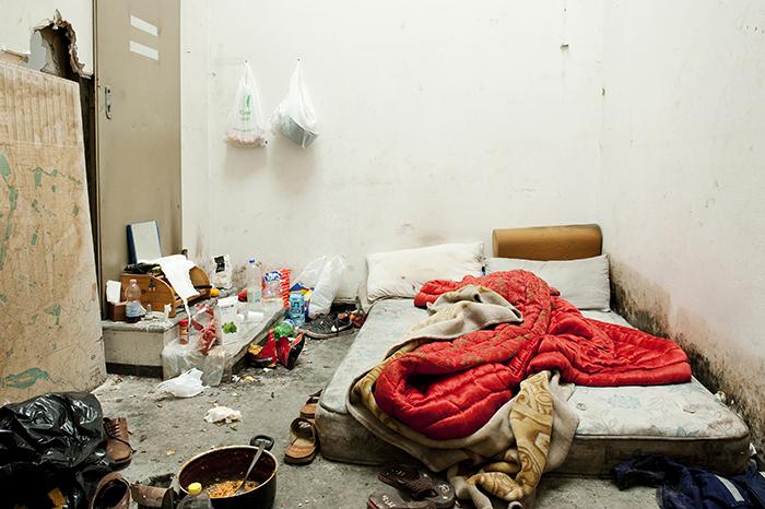 "Francesca Cirilli ""Habitat (La fabbrica è piena)"" 2013"