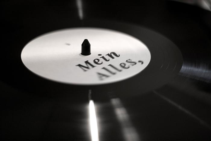 """Martina Della Valle """"Mein Alles"""" 2014"""
