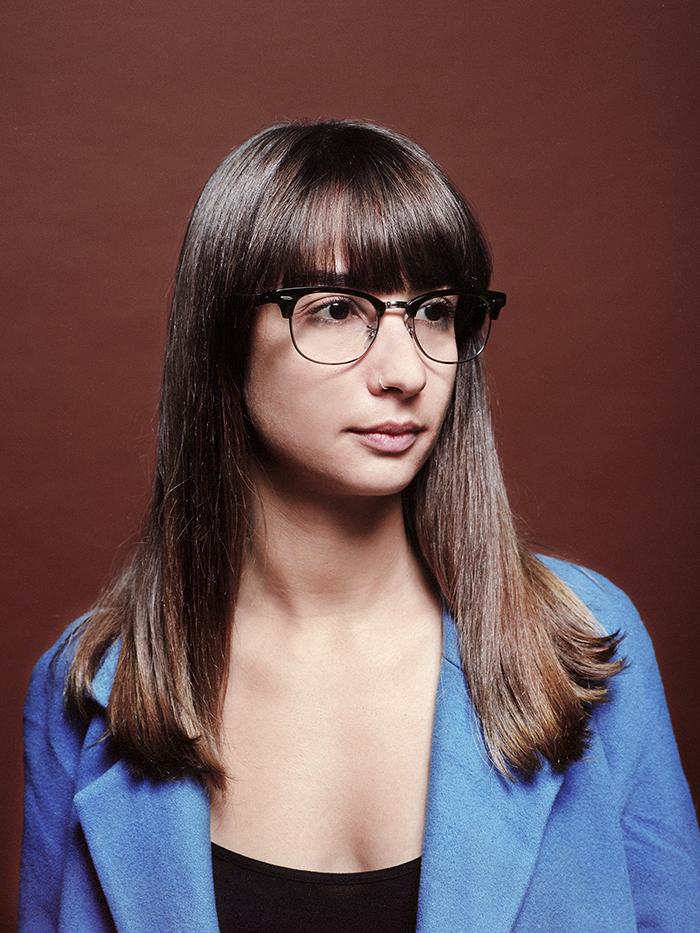 Valeria Cherchi. Courtesy Federico Ciamei