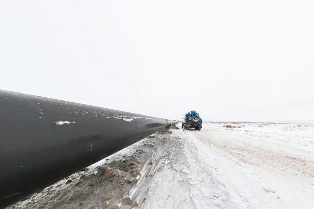 """Vaste Programme """"The Long Way Home of Ivan Putnik, Truck Driver"""" 2020"""