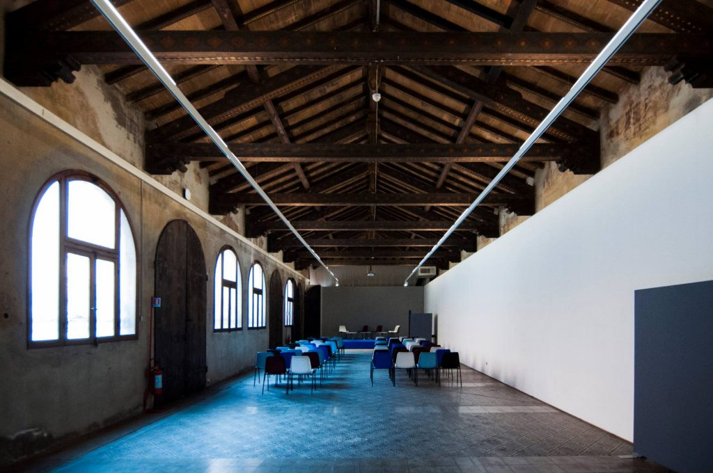 La Sala delle Carrozze nei Chiostri di San Domenico, Reggio Emilia