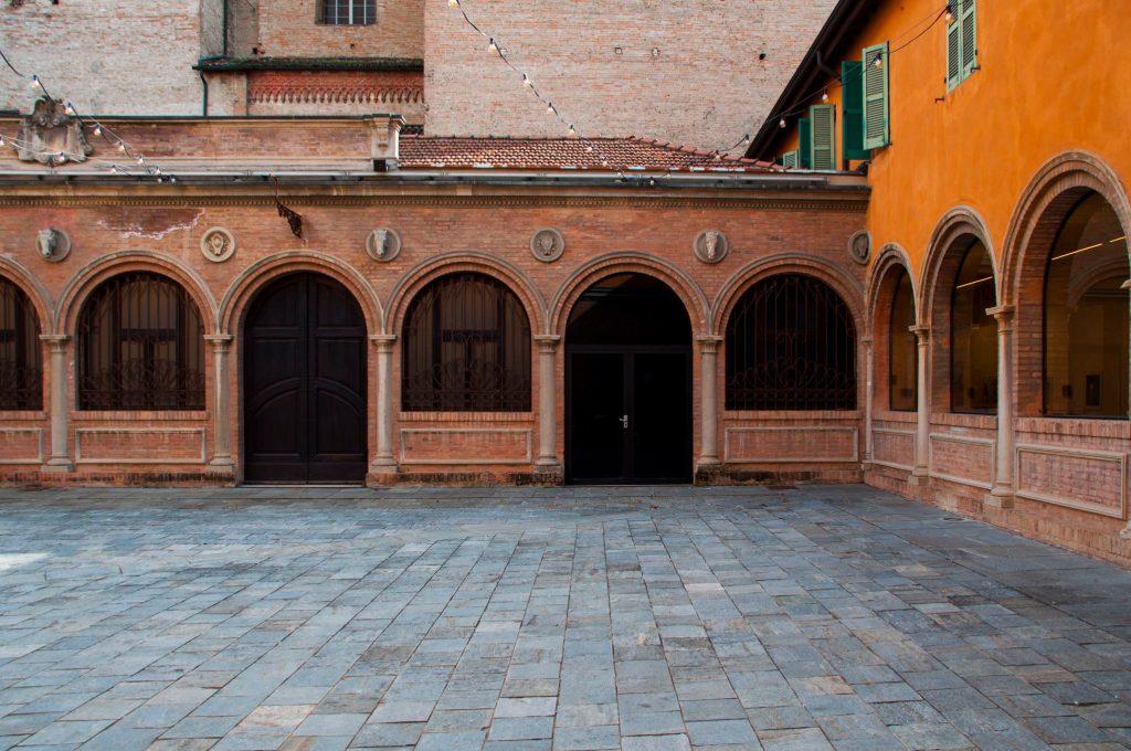 Chiostri di San Domenico, Reggio Emilia
