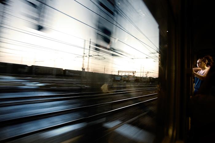 """Fotografia di Cristina Panicali """"La freccia del sud"""" 2012"""