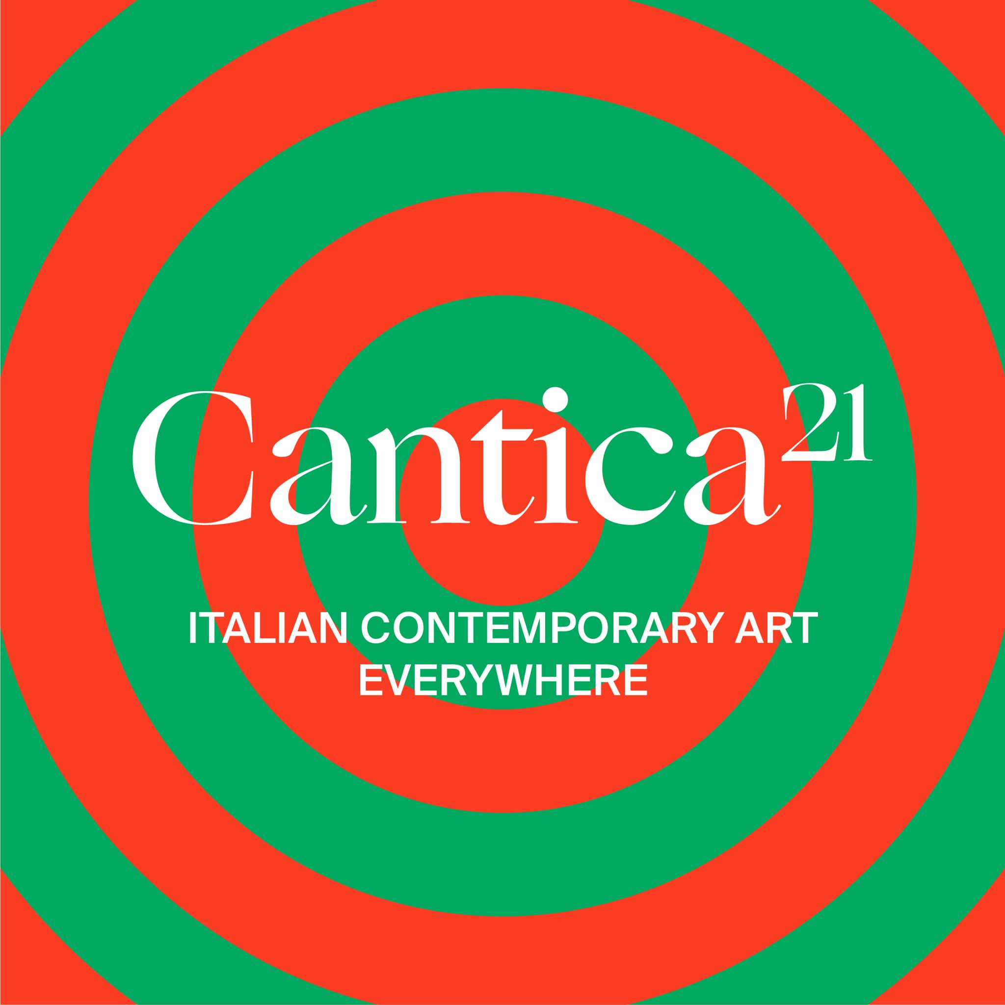 Logo Cantica - Italian Contemporary Art Everywhere