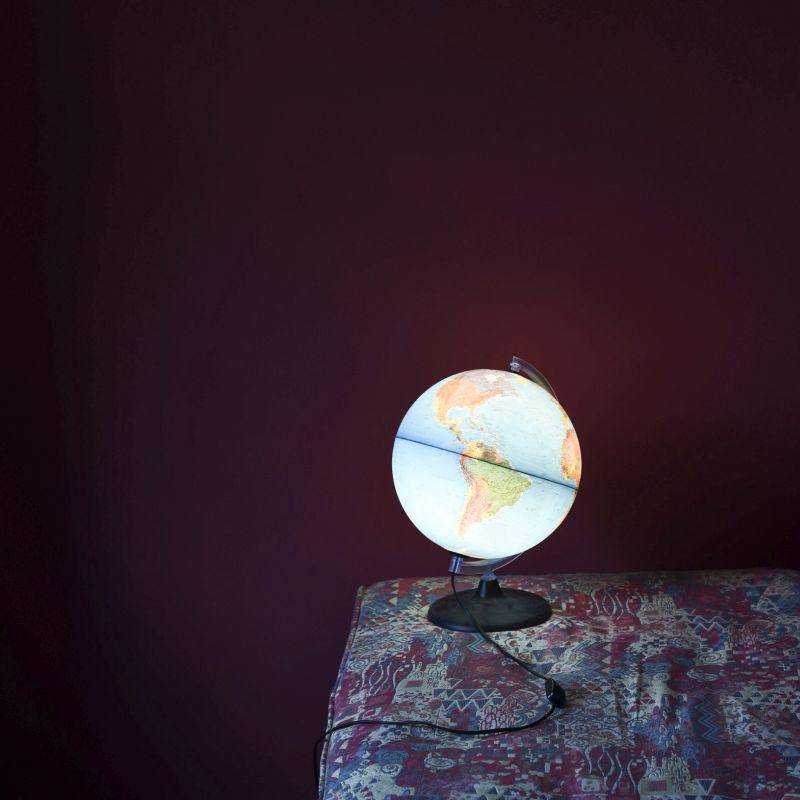 "Fotografia di Francesco Levy ""Azimuths of Celestial Bodies"""