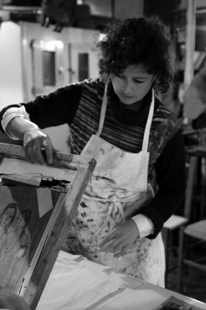 Ritratto di Giulia Casula