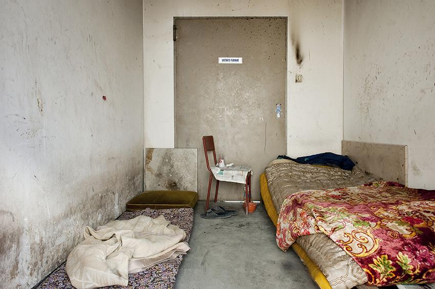 """Fotografia di Francesca Cirilli """"Habitat (La fabbrica è piena)"""" 2013"""