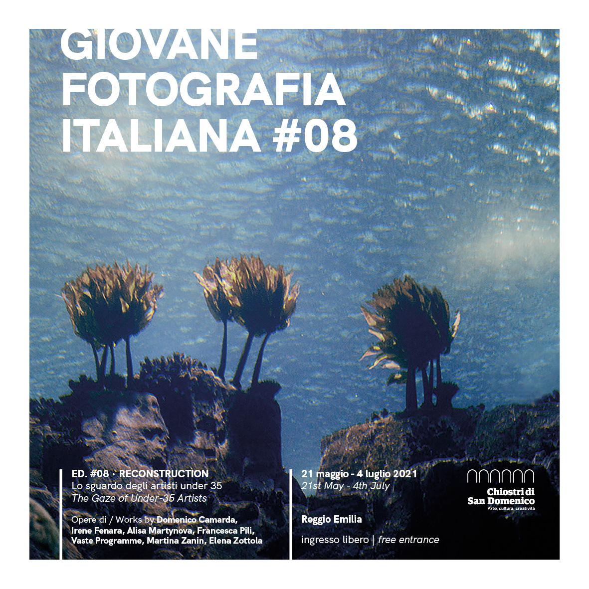 Giovane Fotografia Italiana #08 RECONSTRUCTION
